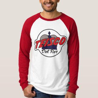 Vintage Teisco Del Rey Guitarのワイシャツ Tシャツ