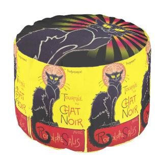 Vintage Tournee du Chat Noir猫の芸術ポスターPouf プーフ