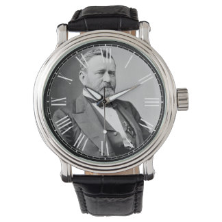 Vintage Watch Ulysses Grantの大統領 腕時計