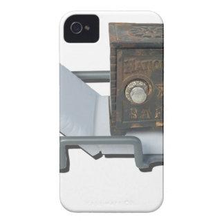 VintageSafeOnGurney092715 Case-Mate iPhone 4 ケース