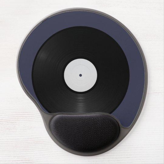 Vinyl Record ジェルマウスパッド
