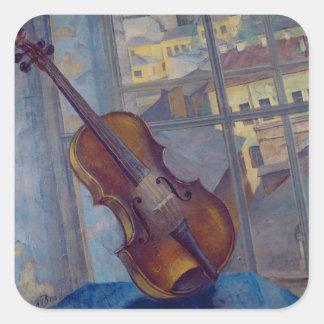 Violin 1918年 スクエアシール