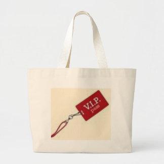 vipのパス ラージトートバッグ