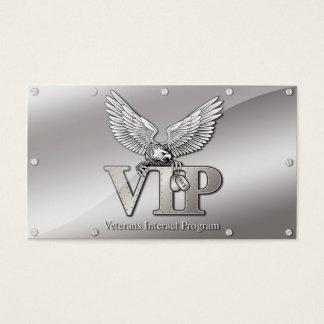 VIPの情報カード 名刺
