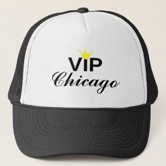 VIPの王冠のシカゴのトラック運転手の帽子 キャップ