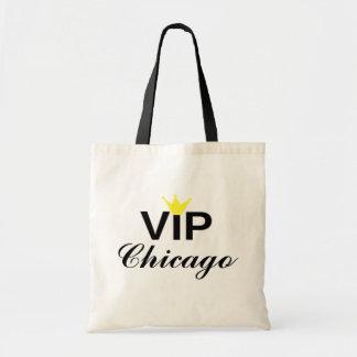 VIPの王冠のシカゴの予算の戦闘状況表示板 トートバッグ