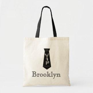 VIPブルックリンの予算の戦闘状況表示板 トートバッグ