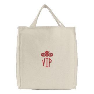 VIP 刺繍入りトートバッグ