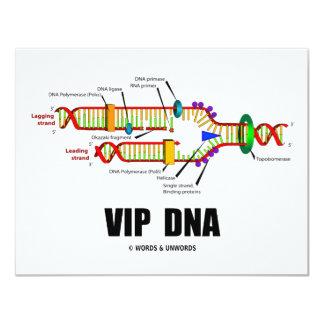 VIP DNA (DNAの写しのユーモア) カード