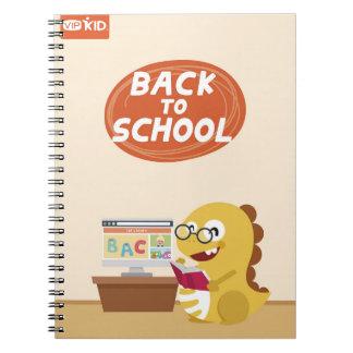 VIPKIDの新学期のノート5 ノートブック