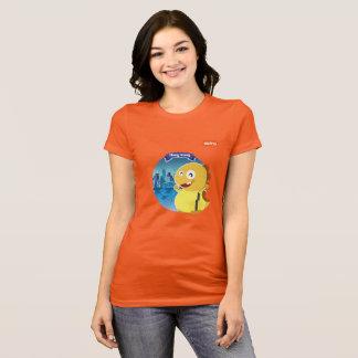 VIPKID香港のTシャツ(オレンジ) Tシャツ
