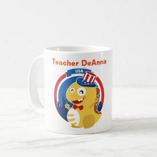 VIPKID Mug for Teacher DeAnna コーヒーマグカップ