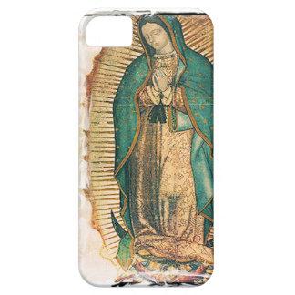 Virgen deグアダルペ(伝統的な) iPhone SE/5/5s ケース