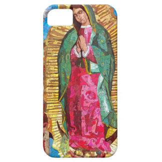 Virgen deグアダルペ iPhone SE/5/5s ケース