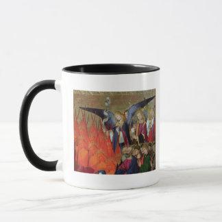 「Virginの即位からの天使、 マグカップ