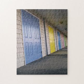 Virginia Beachのドア ジグソーパズル