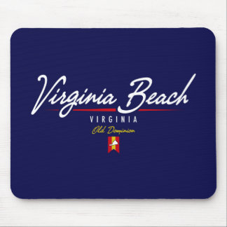 Virginia Beachの原稿 マウスパッド