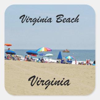 Virginia Beach、ヴァージニア スクエアシール