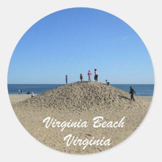 Virginia Beach、ヴァージニア ラウンドシール