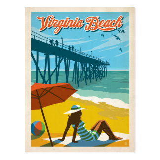 Virginia Beach、VA はがき