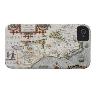 「Virginiae項目とよばれるノースカロライナとFloridae Case-Mate iPhone 4 ケース