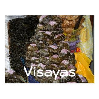 Visayanの優美 ポストカード