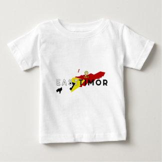VisitEastTimor.comプロダクト ベビーTシャツ