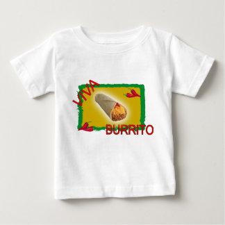 VIVAのブリトー ベビーTシャツ