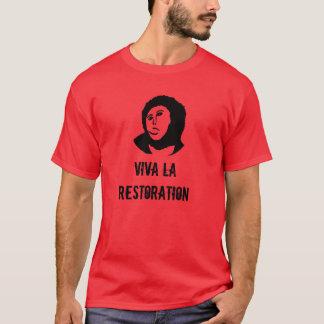 VivaのLaの復帰- Ecceのヒト属のフレスコ画 Tシャツ