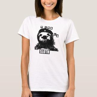 Vivaのlaの怠惰(人のサイズで利用できる) Tシャツ