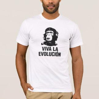 vivaのlaのevolucionのTシャツ Tシャツ