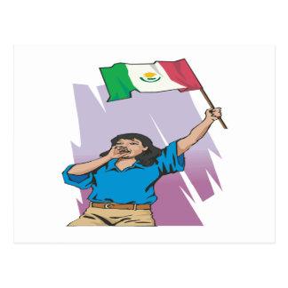 VivaのLaメキシコ ポストカード