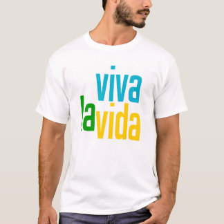 Vivaのla Vida Tシャツ