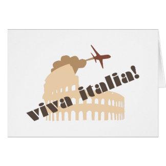 Vivaイタリア カード