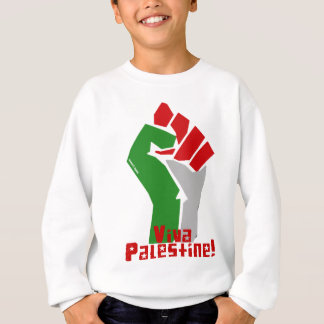 Vivaパレスチナ スウェットシャツ
