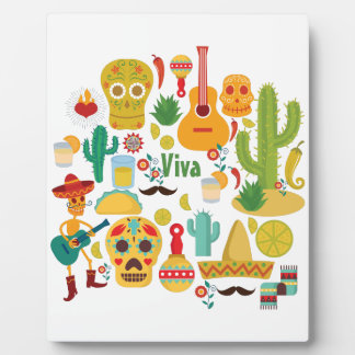 vivaメキシコ フォトプラーク