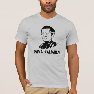Viva CaligulaのTシャツ Tシャツ