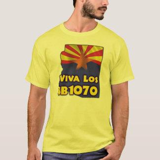 Viva Los SB1070 -アリゾナの移住 Tシャツ