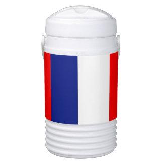 VIVEのLAのフランスの三色STRIPE20飲料のクーラー ドリンククーラー