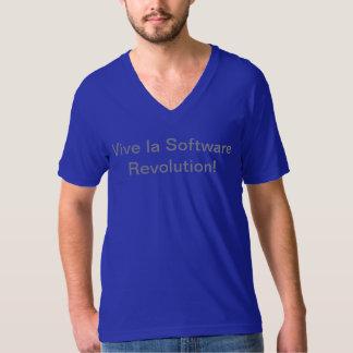 Viveのlaソフトウェア改革 Tシャツ