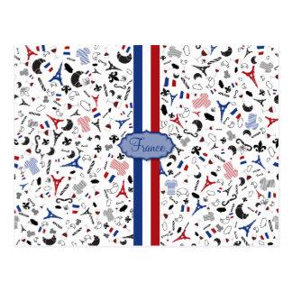 Viveのlaフランス ポストカード
