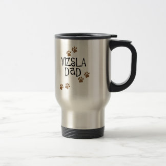 Vizslaのパパ トラベルマグ