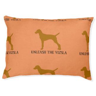 VIZSLAの枕を自由にして下さい ペットベッド
