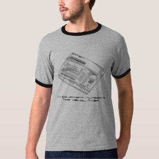 Vjの機器第3視覚ミキサー Tシャツ