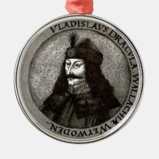 Vlad Impaler [計算ドラキュラ] メタルオーナメント