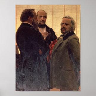 Vladimir Odoevsky ポスター