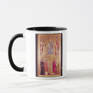 Vlasimの1月Ocko奉納のパネルの大主教 マグカップ