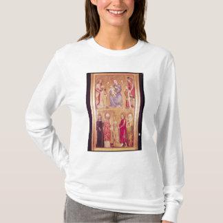 Vlasimの1月Ocko奉納のパネルの大主教 Tシャツ