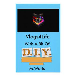 Vlogs4Lifeのノート 便箋