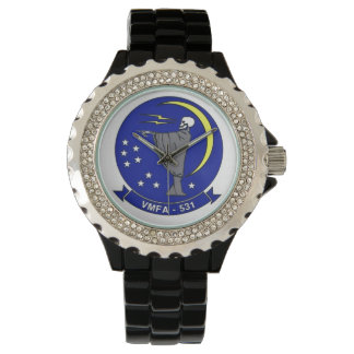 """VMFA-531 """"灰色の幽霊の""""腕時計 腕時計"""